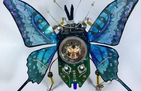 """""""מעוף""""- תערוכה חדשה בבית מוזה"""