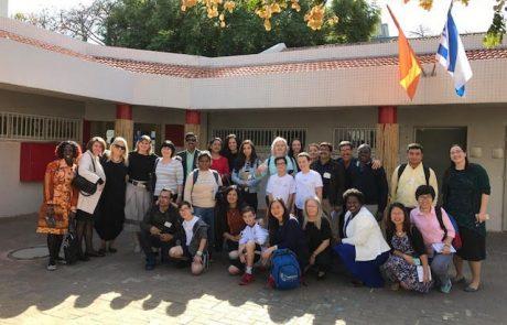 משלחת חינוכית מטאיינאן