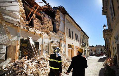 """רעידת האדמה באיטליה – תזכורת לתמ""""א 38"""