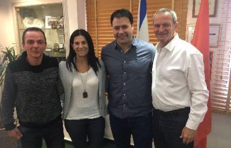 אריק זאבי – יועץ מיוחד לעיריית רעננה בתחום הספורט
