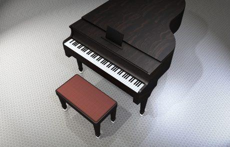 כיסא הכבוד: איך בוחרים כיסא לפסנתר שמתאים לכם?