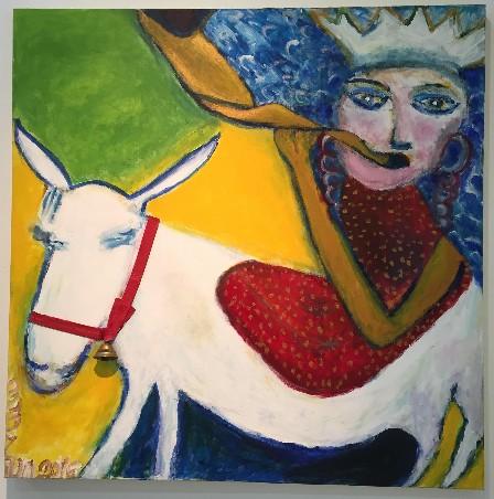 """אתחלתא דגאלה"""" – תערוכת ציורים חדשה של ד""""ר חנה גריזים"""