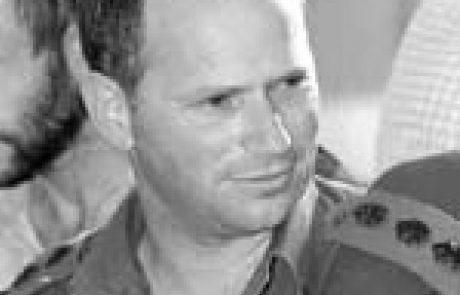"""פרשת ויצא: לזכרו של אל""""מ דרור ויינברג."""