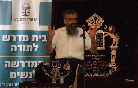 """הרב שרלו בעצרת לזכר רבין:"""" עשרים שנים לאחר הרצח הנורא,  המציאות מרה הרבה יותר""""."""