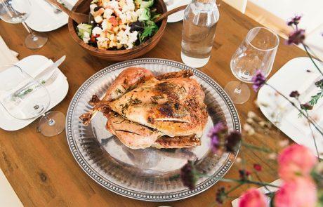 עוף בתנור – וזה כל הסיפור